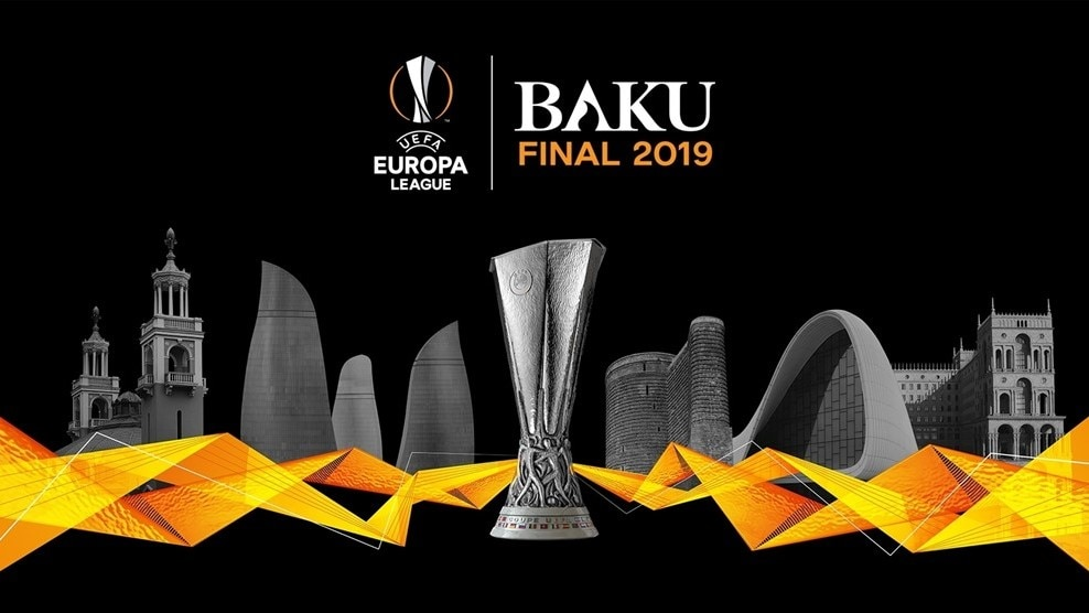 Europa League 2019 Detail: UEFA Europa League Final Identity Unveiled For Baku 2019