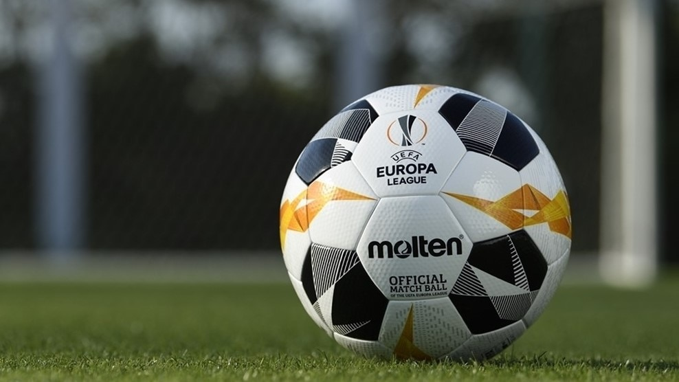 Molten To Supply Official Match Ball For 2019 20 Uefa Europa