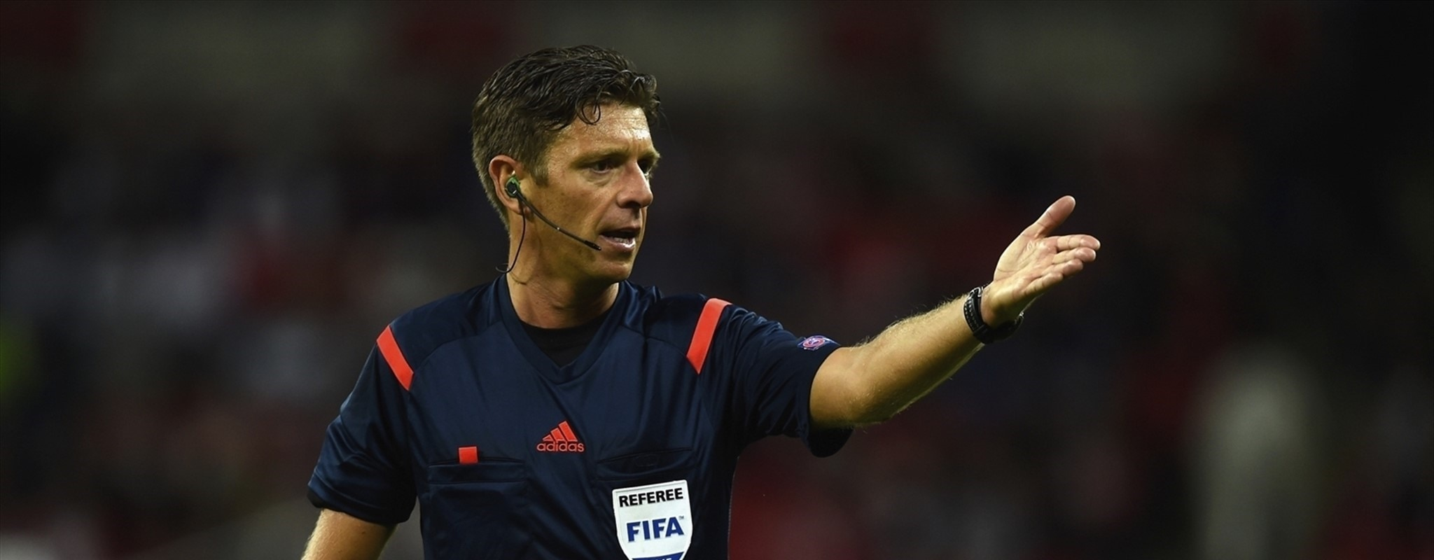 Italian referee Gianluca Rocchi to officiate 2017 UEFA Super Cup