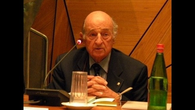 Italian football mourns Professor Perugia
