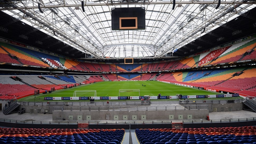 Amsterdam ArenA To Be Renamed The Johan Cruyff ArenA