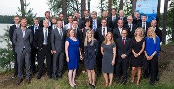 UEFA CFM in Finnland ein voller Erfolg