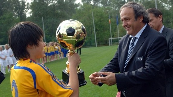 Women's U17 teams enjoy Moldova experience