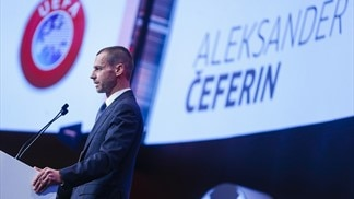 Facing challenges and embracing change - Aleksander Čeferin