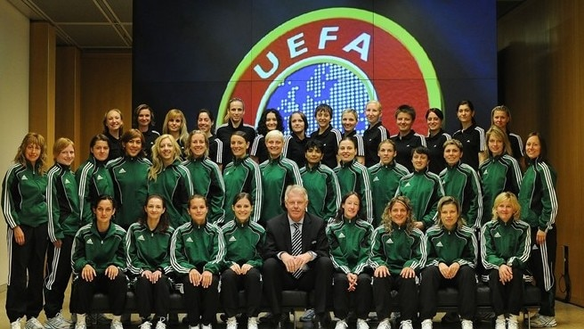 Women referees given expert advice
