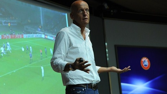 Collina tells referees: Protect players