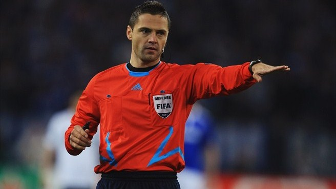 Referee Skomina's pride at Super Cup call