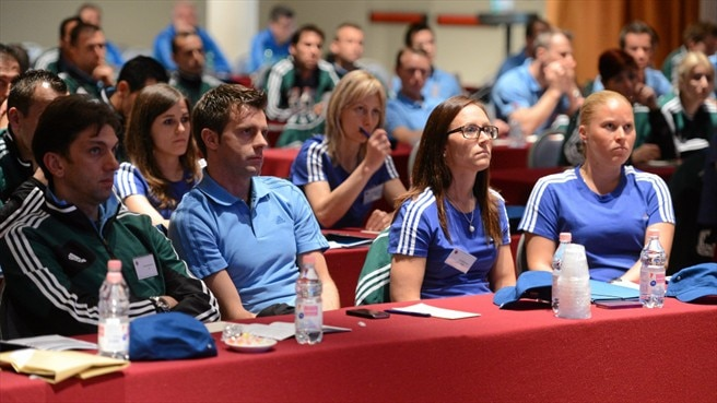 UEFA Referees Winter Course - Observer Report and Guidelines