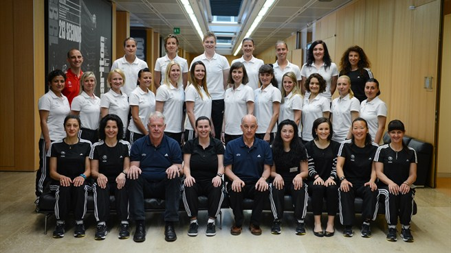 Women referees get CORE opportunity