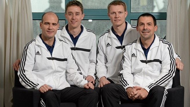 Futsal final referees excited by prospect