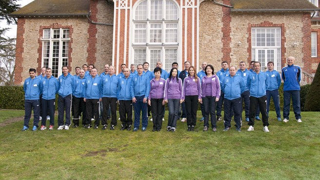 UEFA Study Group Scheme primed for 2012