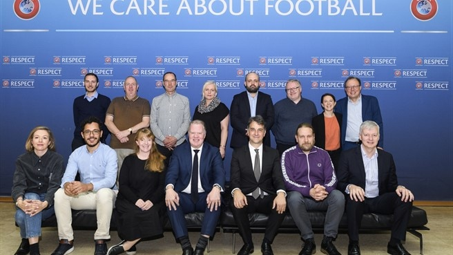 UEFA meets with fan groups in Europe
