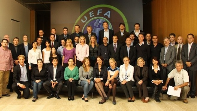 Football management course brings wide benefits