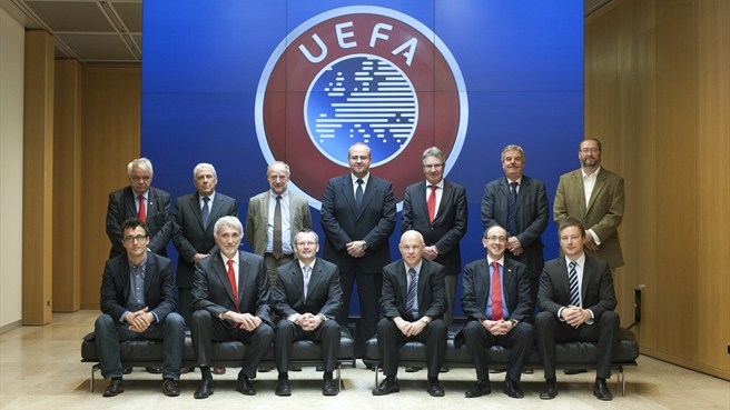 UEFA Research Grant Programme page