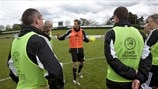 UEFA's coach education commitment
