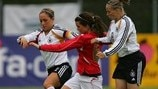 Norway WU19s II: German test