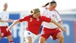 Norway WU19s III: Danish duel