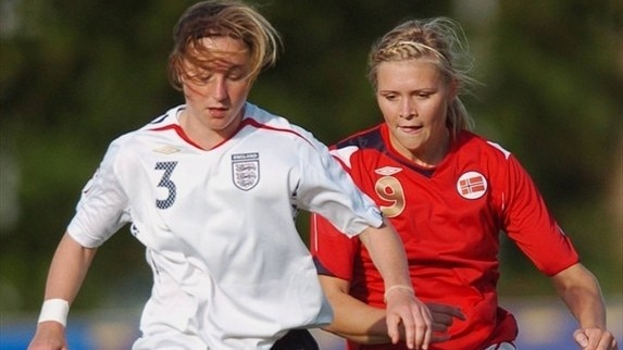 Norway WU19s IV: English exam