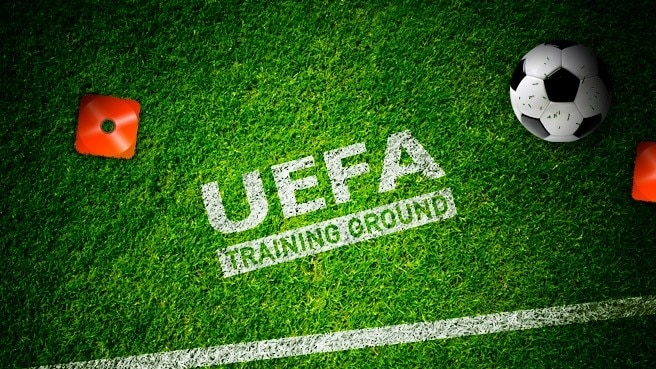 UEFA Training Ground on Facebook