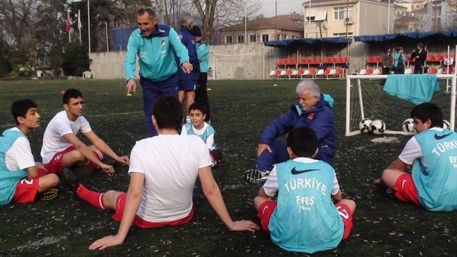 Disability coaching drive in Turkey