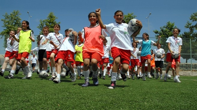 Turkey celebrates Grassroots Day