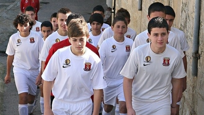 Malta's football nurseries