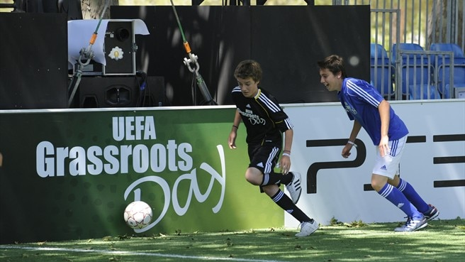 UEFA Grassroots Day 2012