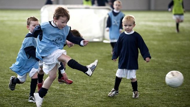 Small is beautiful for Scottish player development