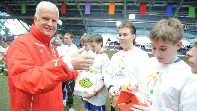 Belarusian open day proves a hit with youngsters