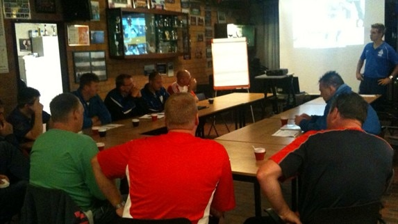 KNVB coach education I