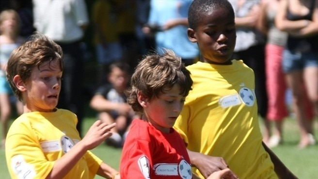 Switzerland marks Grassroots Day with youth finals