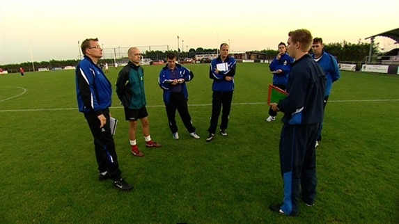 KNVB coach education II