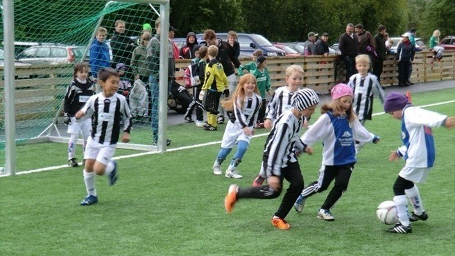 Grodås hails UEFA Grassroots Day values