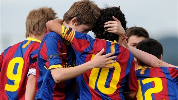 Barcelona's talent factory