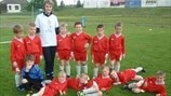 Grassroots game key for Czech Republic