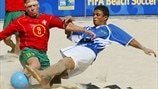 Guide to beach soccer
