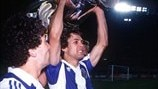Madjer's magic moment for Porto