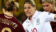 Kelly Smith England highlights