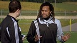 Karembeu on the role of the defensive midfielder 3