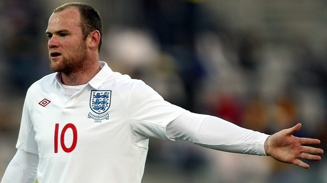 Taylor says Rooney is key