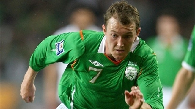 Ireland's McGeady focused on FYROM