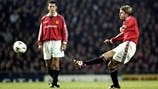 The Beckham free-kick
