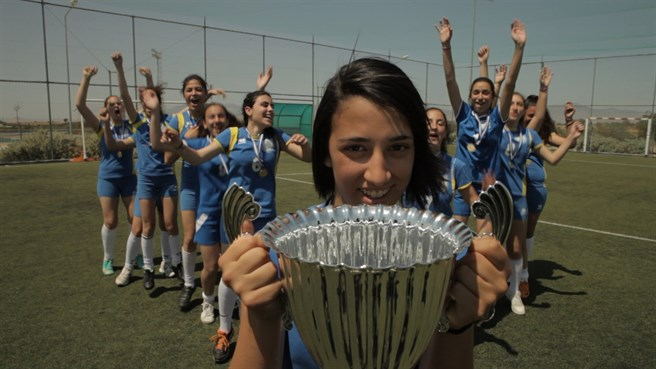 Women's game growing in Cyprus