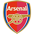 Футболка FA Premier League.  Arsenal FC.