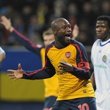 Report: Dynamo Kyiv 1-1 Arsenal