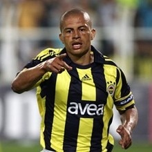 Alex is an important component of the Fenerbahçe lineup