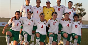 Bulgarian Women Football - Malta Beaten